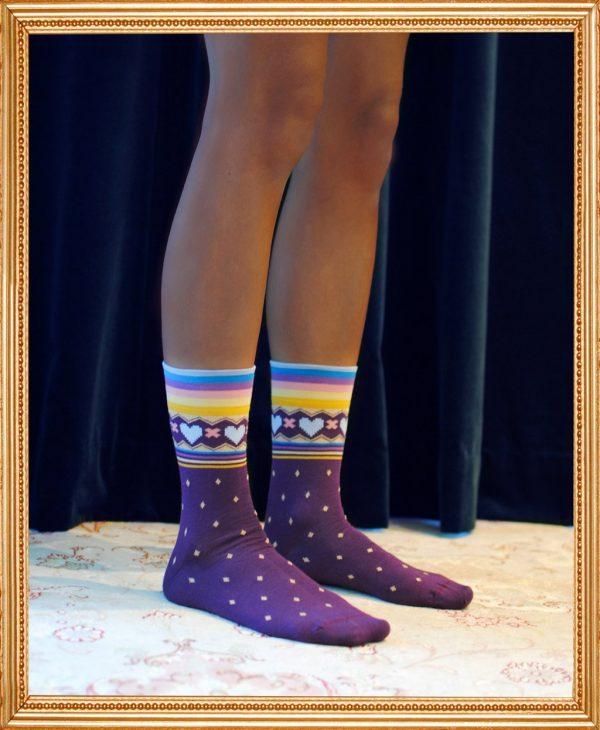 chaussettes 20